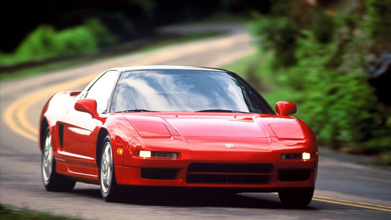 Long-term Exotic: 1991 Acura NSX