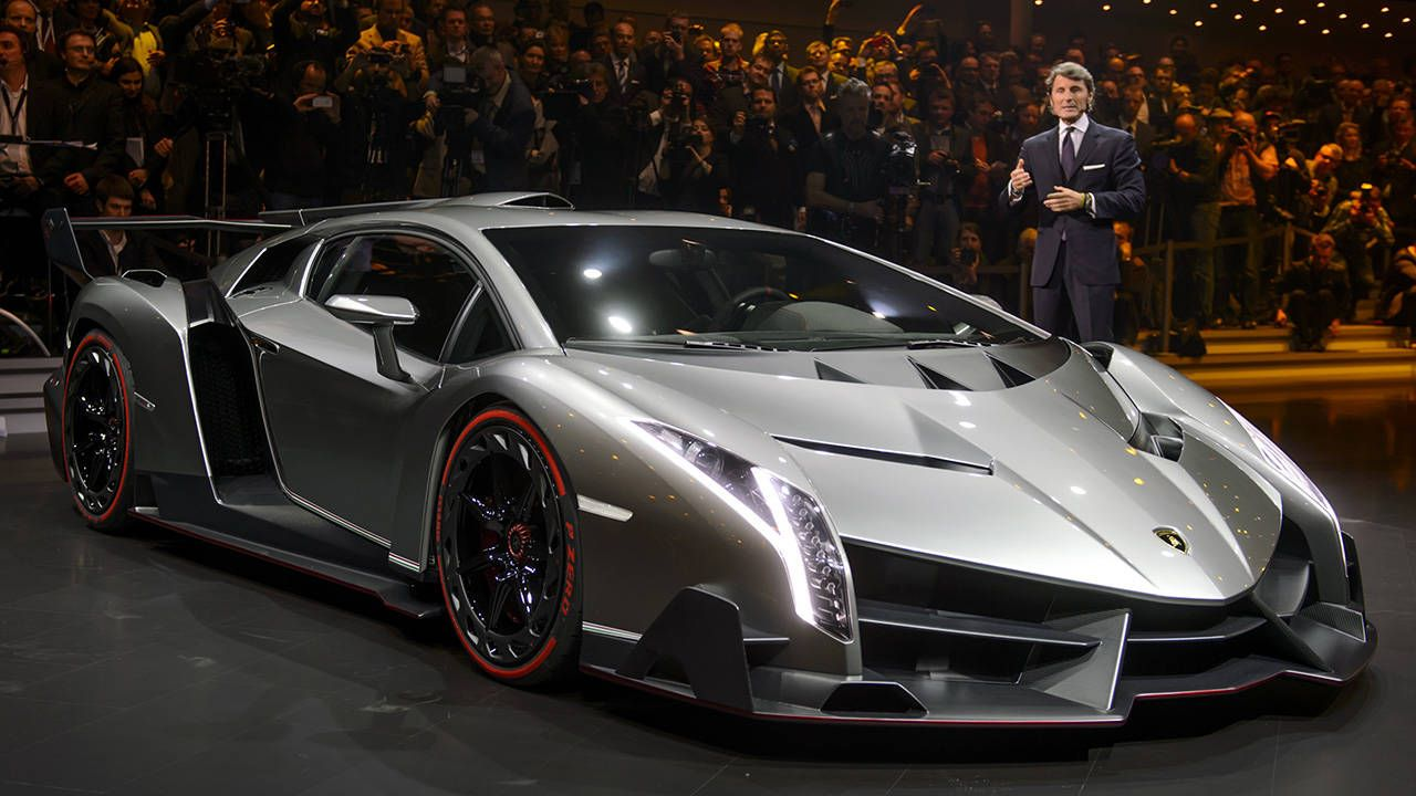 Watch Winkelmann talk the future of Lamborghini