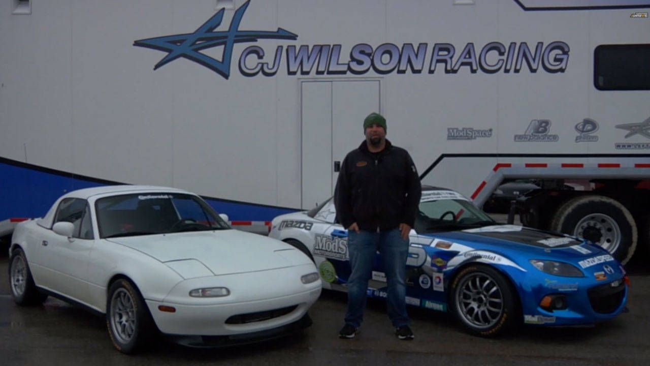 The only thing better than a Miata is a tuned Miata