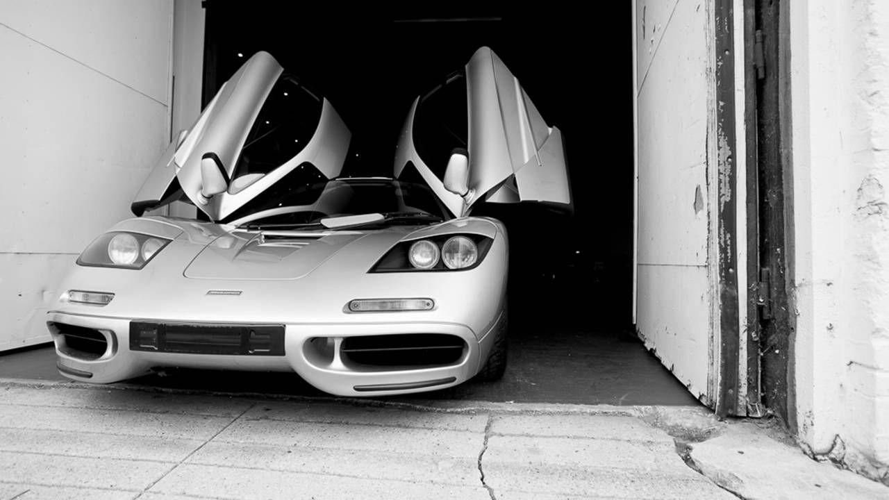 Spotlight: 1994 McLaren F1