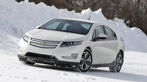 2014 Chevrolet Volt - Drive Notes