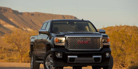 2015 GMC 2500HD Denali  First Drives