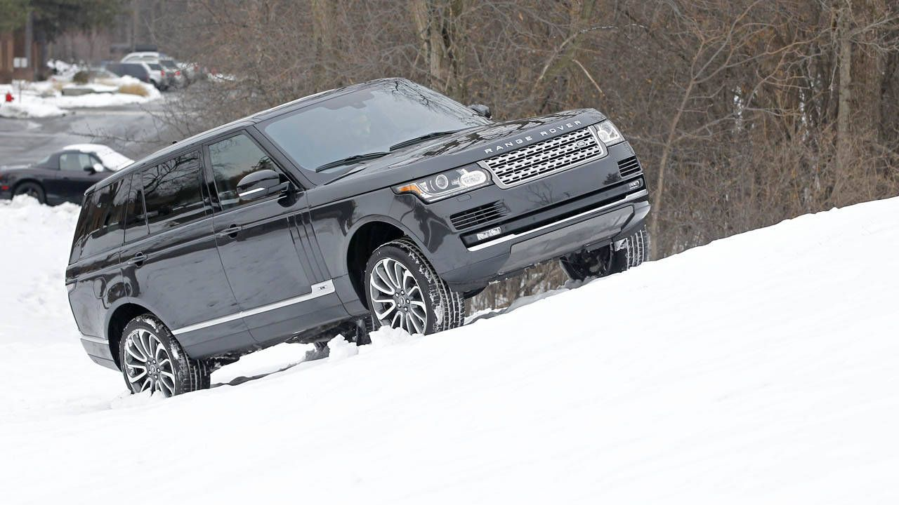 Drive Notes: 2014 Land Rover Range Rover Autobiography