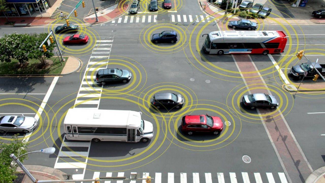 NHTSA Looks at Mandating Vehicle-to-Vehicle Communications for Future Cars