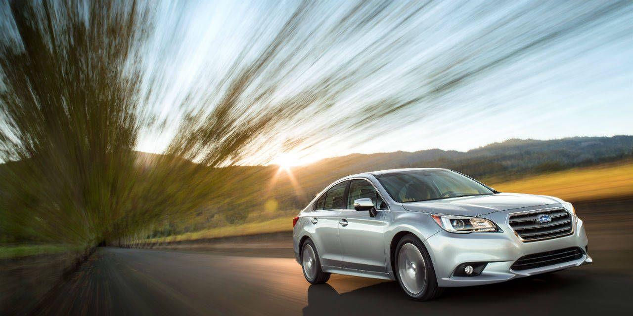 Photos: 2015 Subaru Legacy