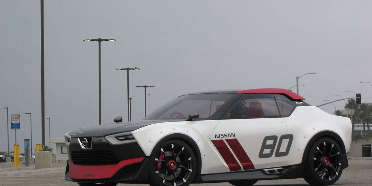 Photos: Nissan IDX Nismo Concept