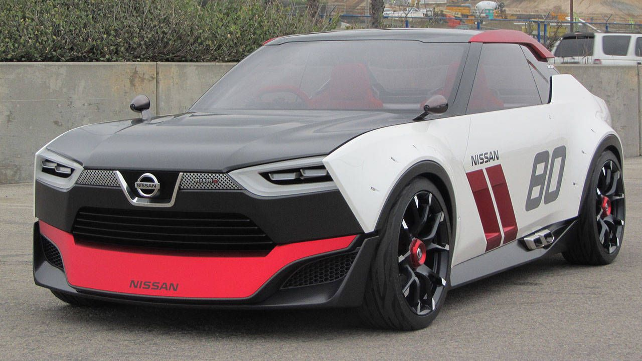 8 things I learned driving the Nissan IDx Nismo Concept