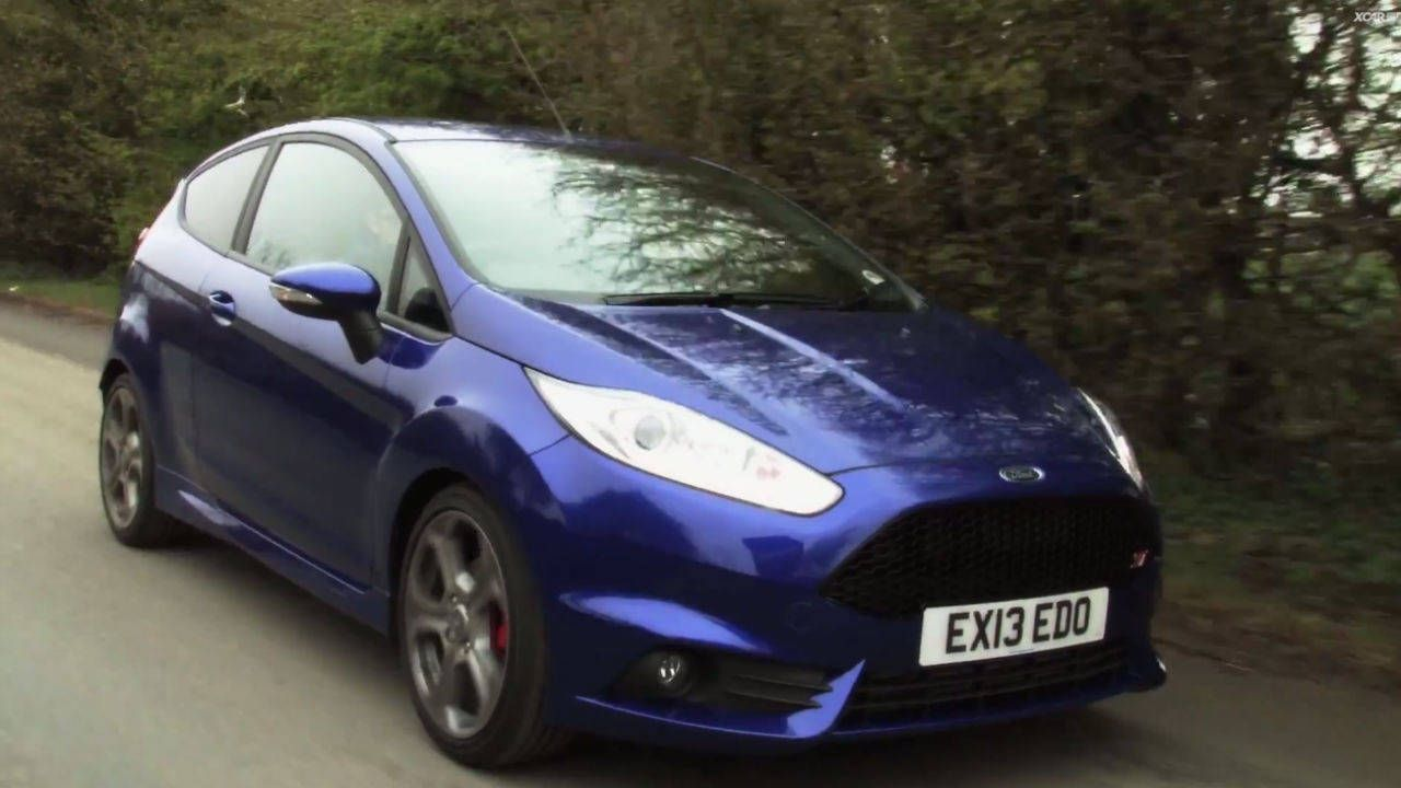 XCAR shares our love for the Fiesta ST