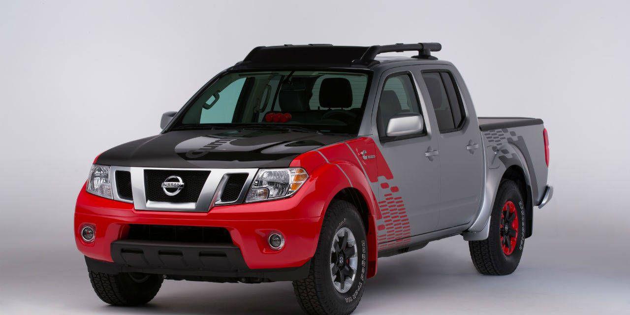 Photos: Nissan Frontier Diesel Runner Concept