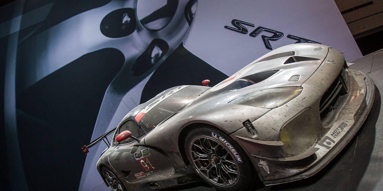 Photos: 2014 Rolex Daytona SRT Viper GTS-R
