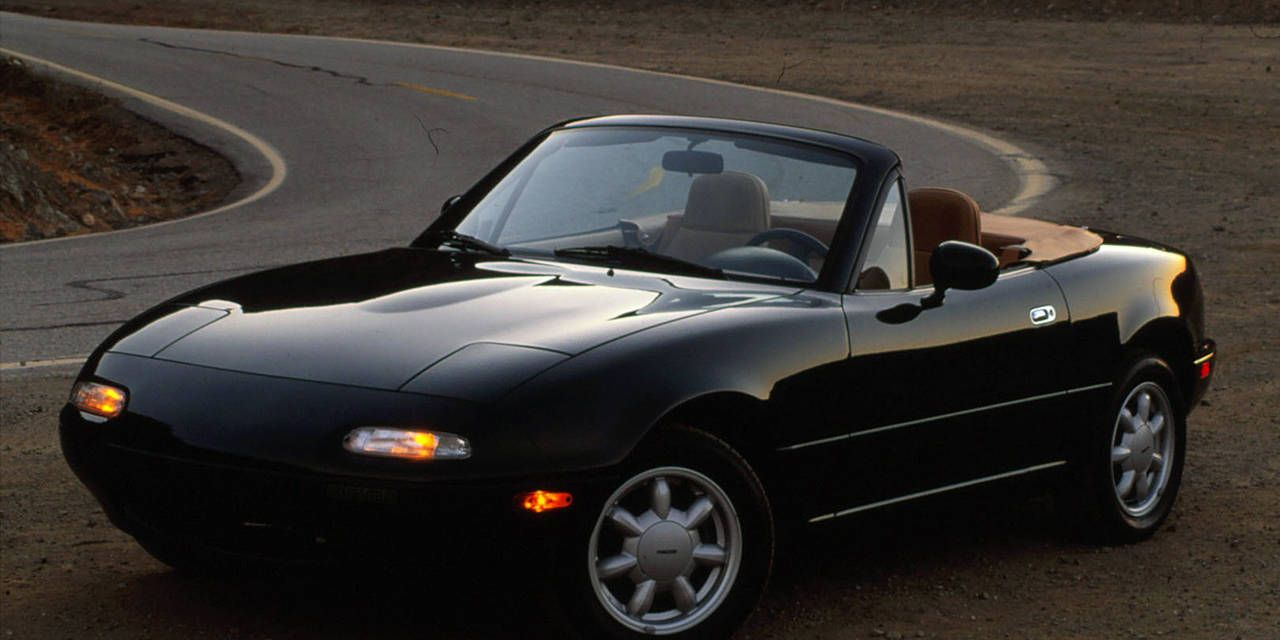 How the Mazda Miata went from sketch to immortality