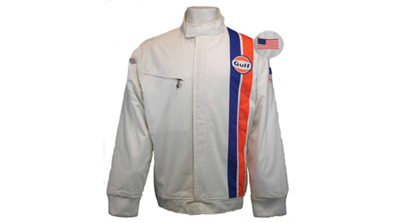 And If Youre Going To Roll Up To Your Local Car Show In Your Gulf Liveried Gt Why Not Look The Part Too Retro Motorsports Gear Inc Offers Plenty Of