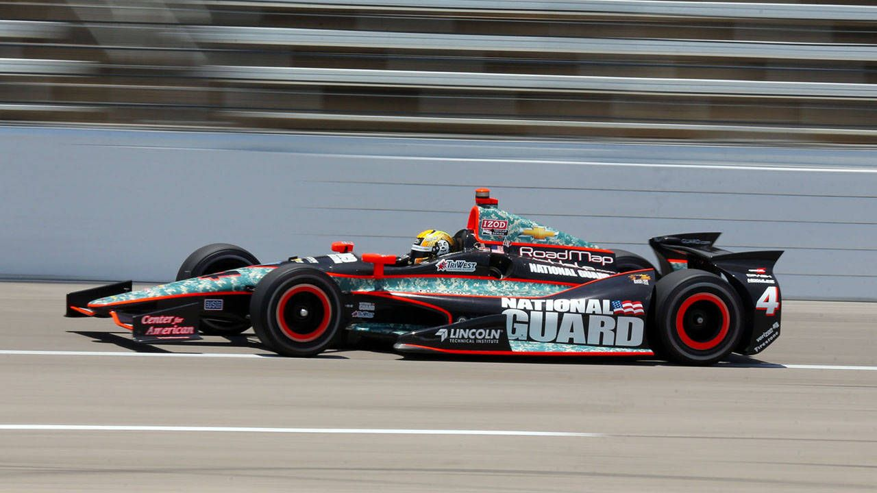 Inside The Fight For A $17M IndyCar Sponsorship