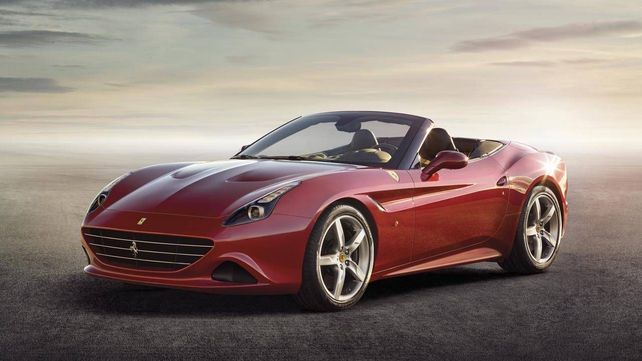 2015 Ferrari California T adds a turbo to the mix