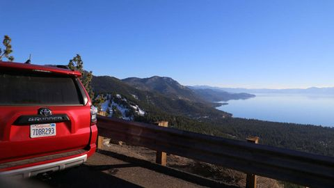 2014 Toyota 4Runner Tested In Tahoe