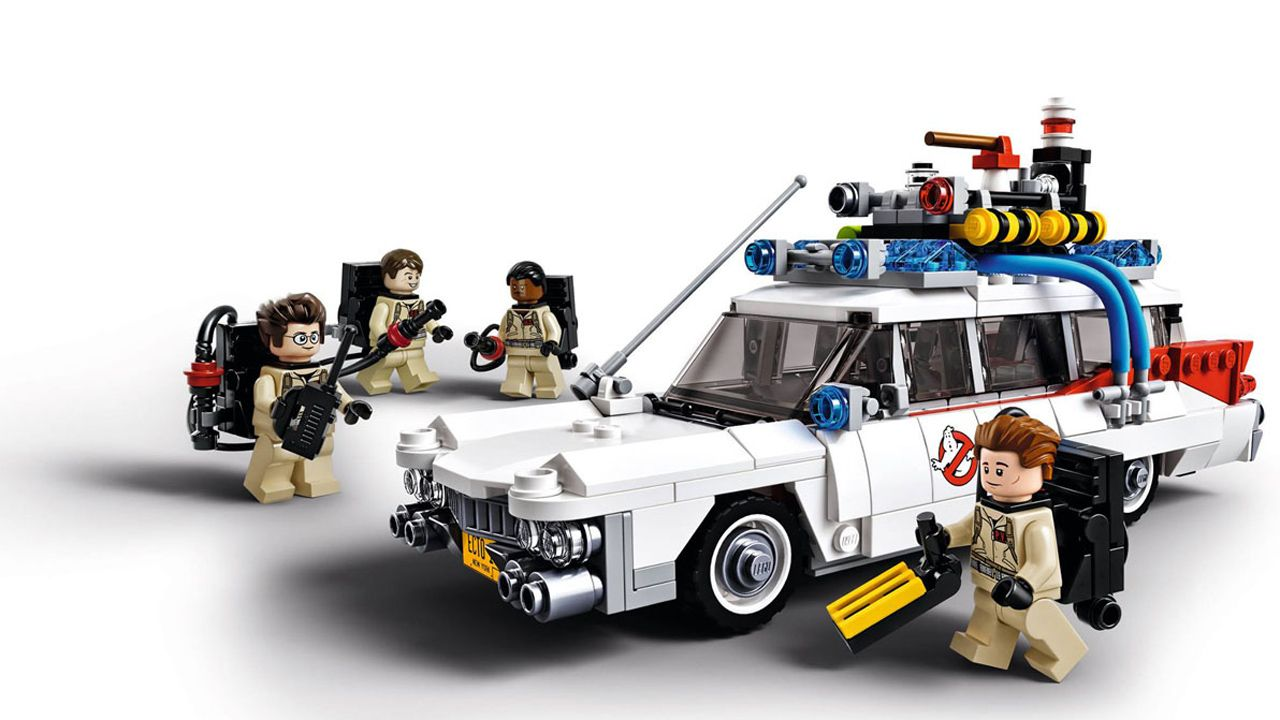 LEGO Ghostbusters Ecto-1 unveiled at Toy Fair