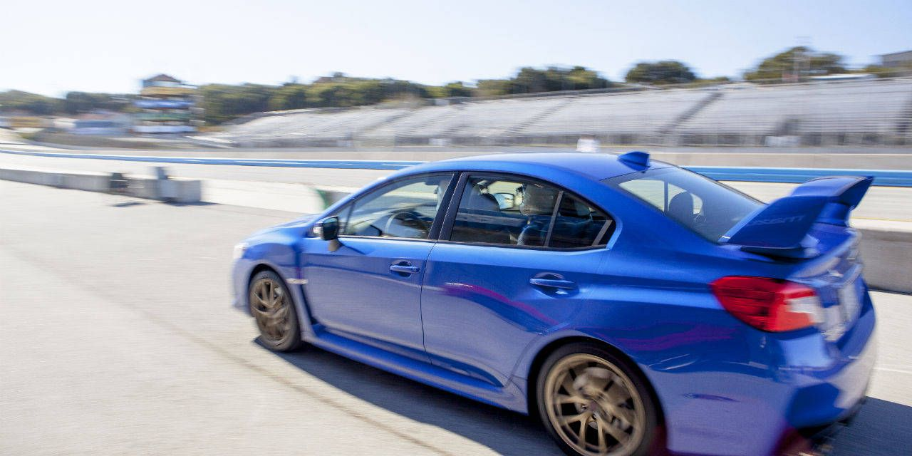 Photos: 2015 Subaru WRX STI First Drive
