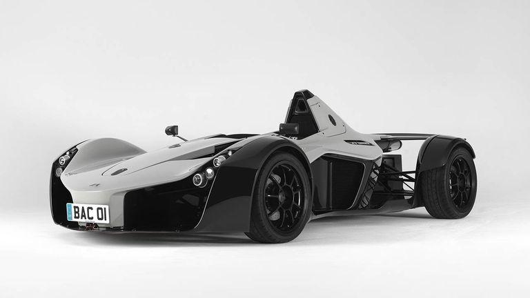 Presenting the $200,000 BAC Mono - Car Videos