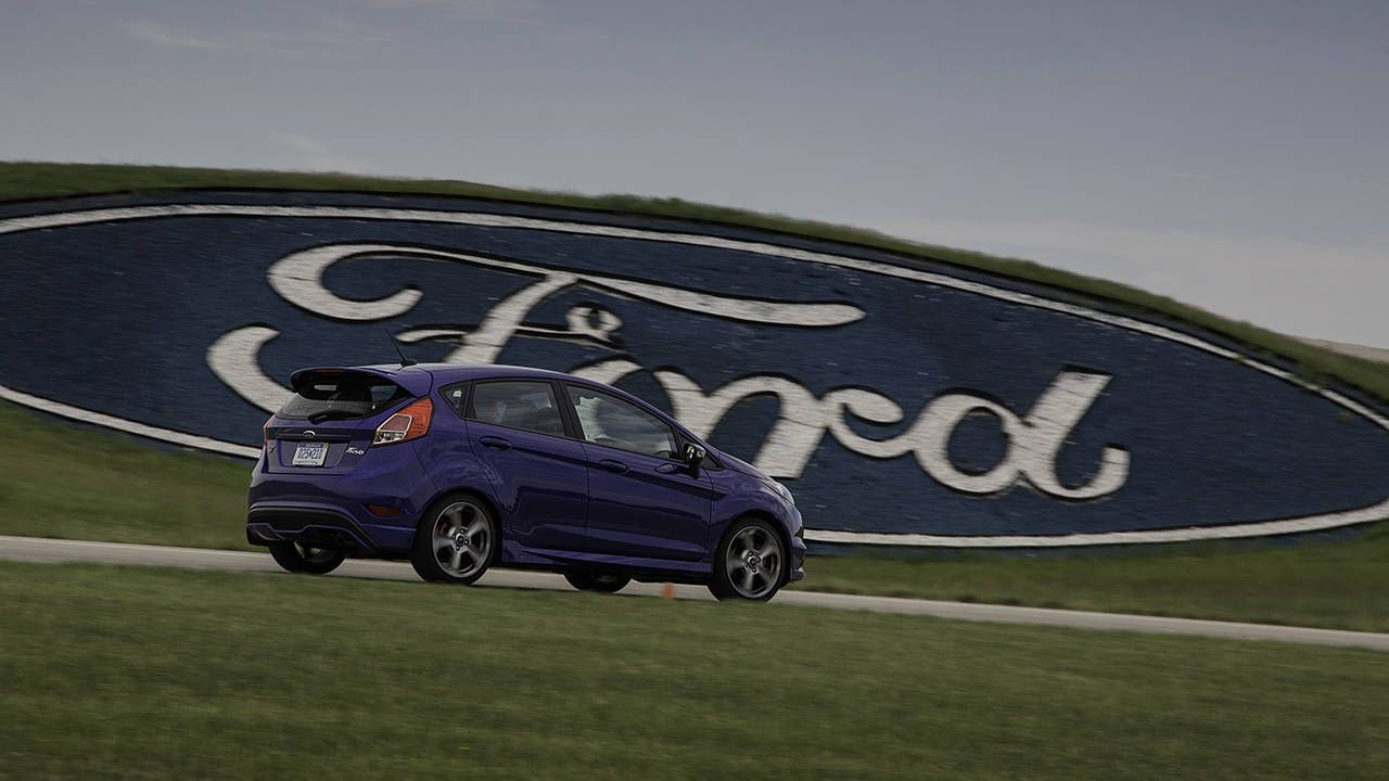 Ford's incorrigible speed freaks