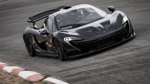 Chris Harris Gets His Mind Warped By The 903 Hp Mclaren P1
