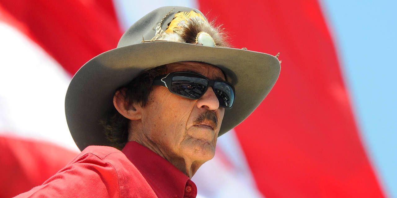 Richard Petty wants to race Danica Patrick