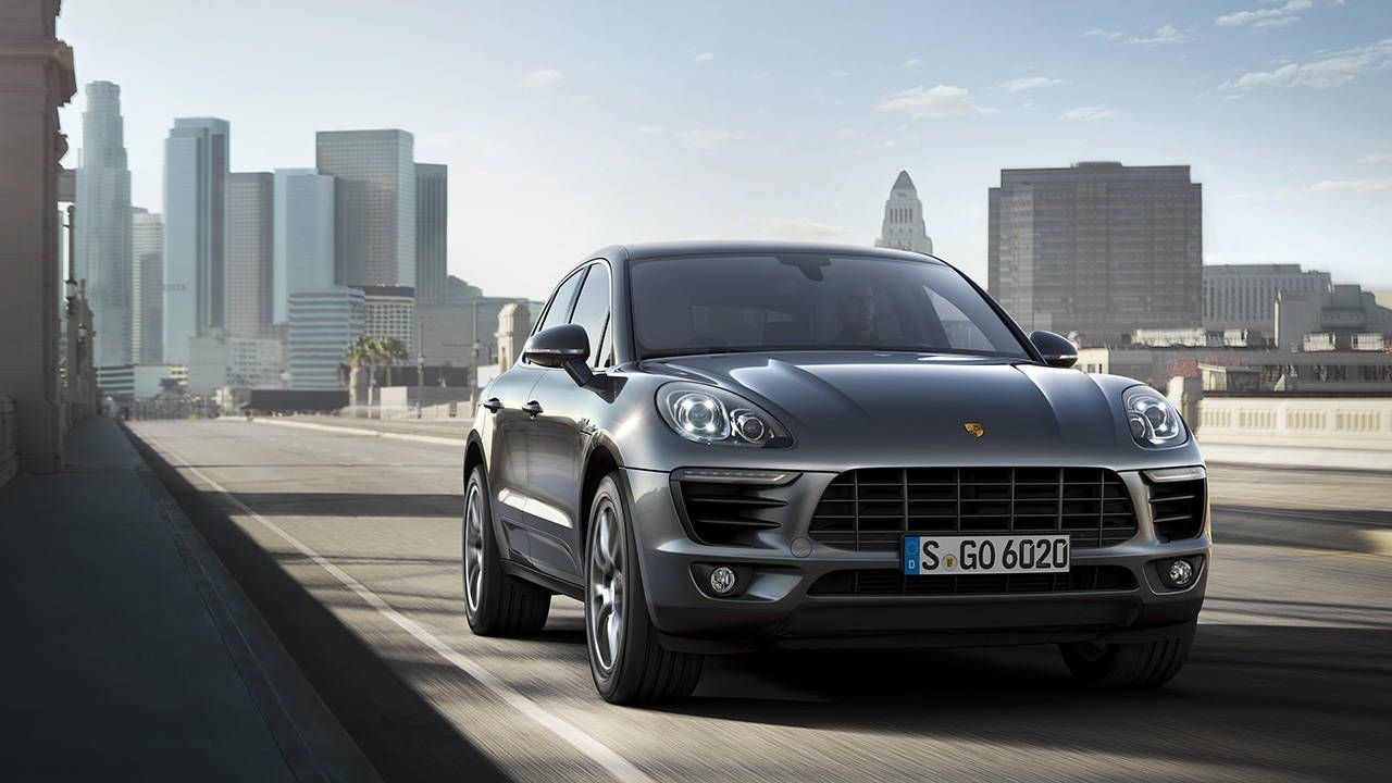 7 things we learned driving the 2014 Porsche Macan
