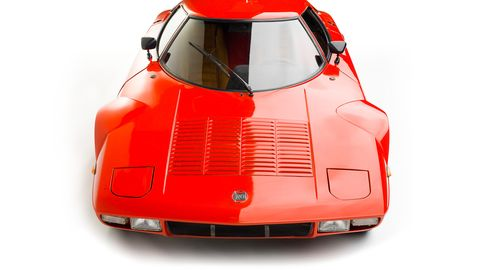 Spotlight On The 1973 Lancia Stratos Hf 51 Coolest Cars