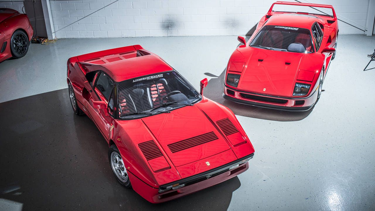 The 1980s Were Good For Ferrari, Which Got Two Legendary Cars From That  Decade On Our 50 Coolest Cars List.