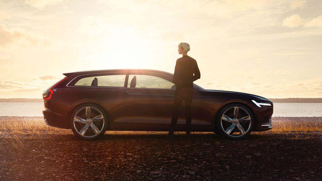 Volvo Concept Estate Concept Cars