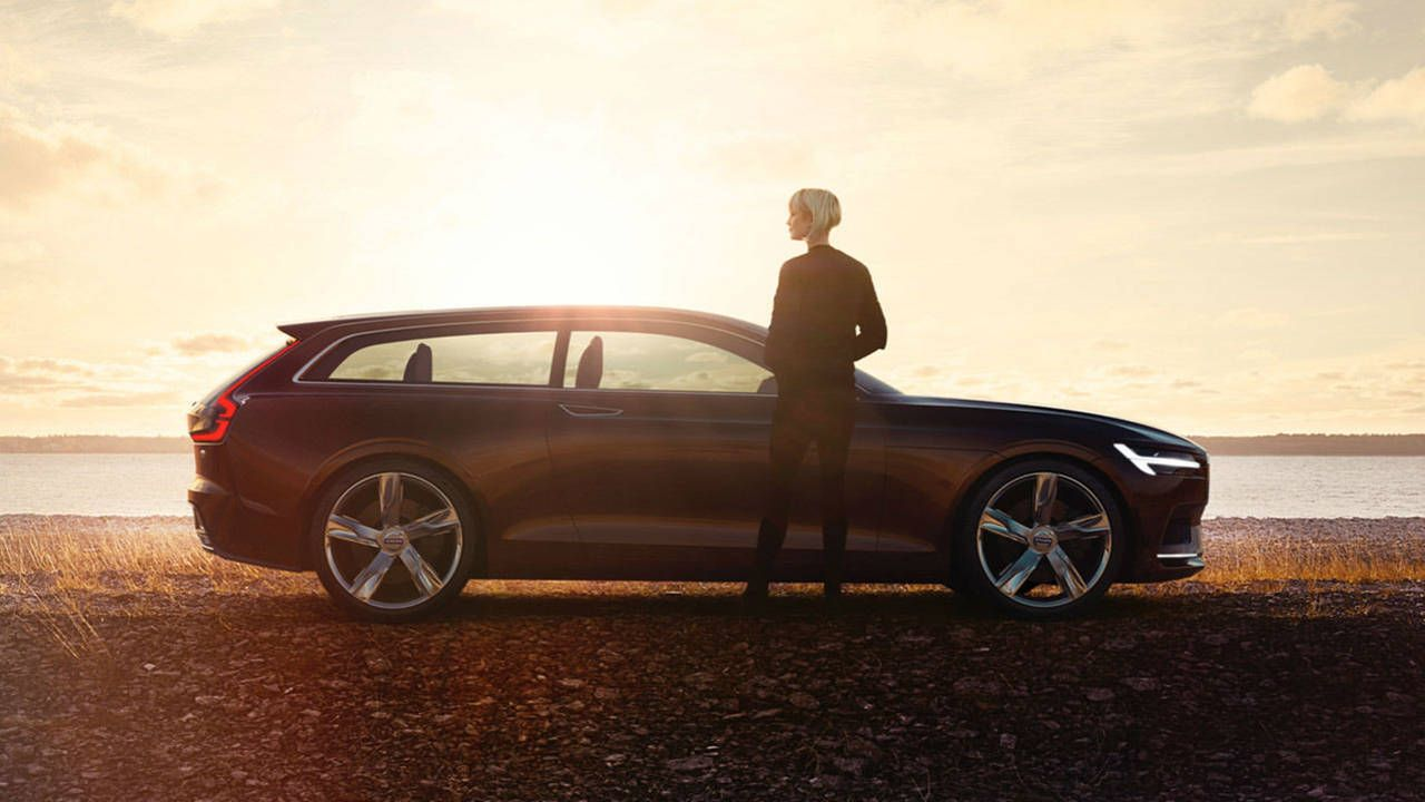 This is the Volvo shooting brake we've always wanted