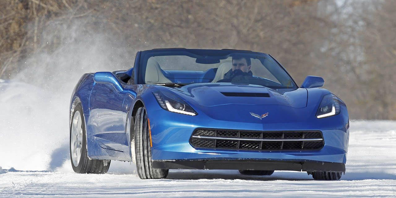 2014 Chevrolet Corvette Stingray Convertible Photos