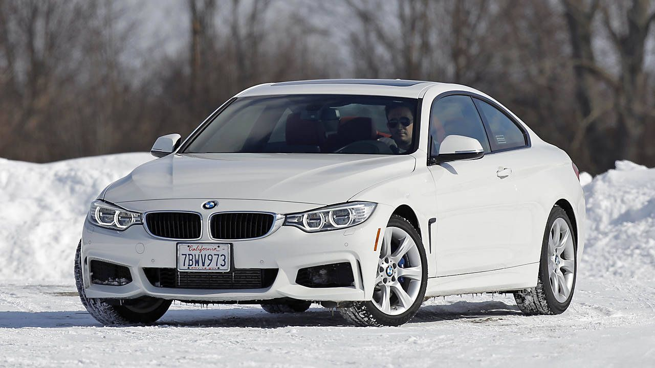 Drive Notes: 2014 BMW 435i xDrive M Sport