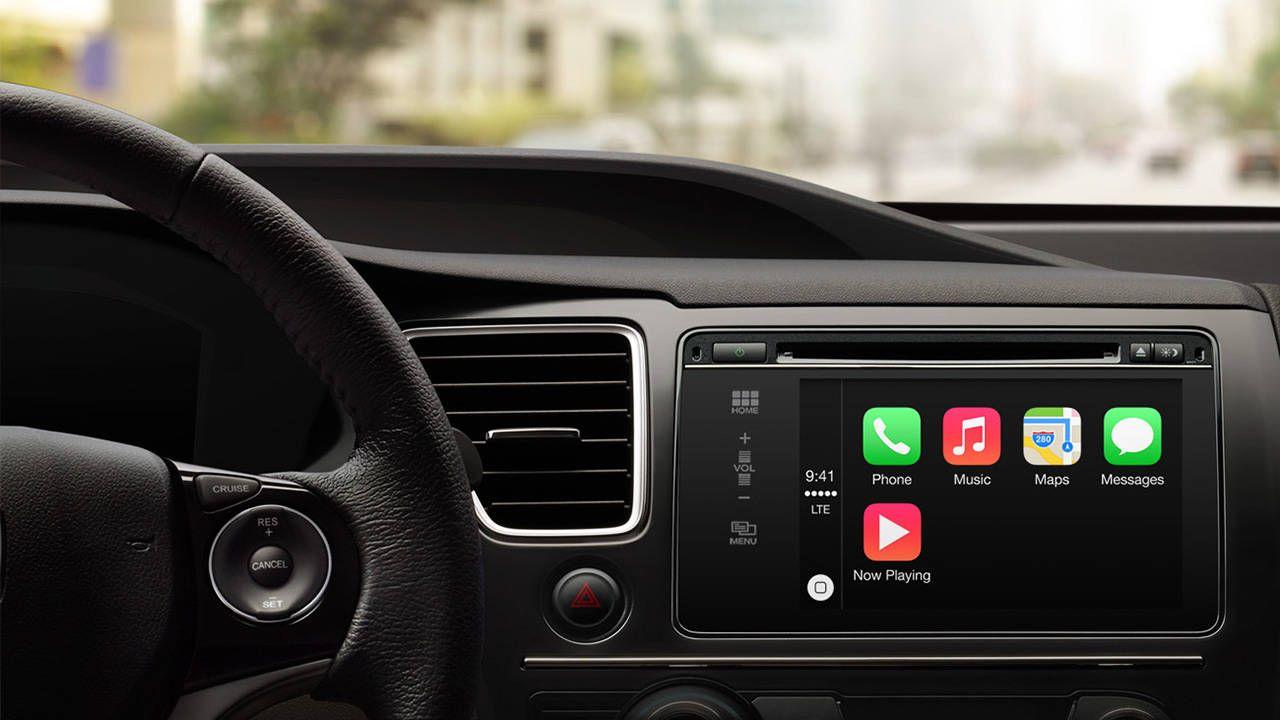 Apple reveals CarPlay at Geneva Motor Show