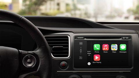 Automotive design, Steering part, Steering wheel, Vehicle audio, Center console, Technology, Radio, Electronics, Luxury vehicle, Satellite radio,