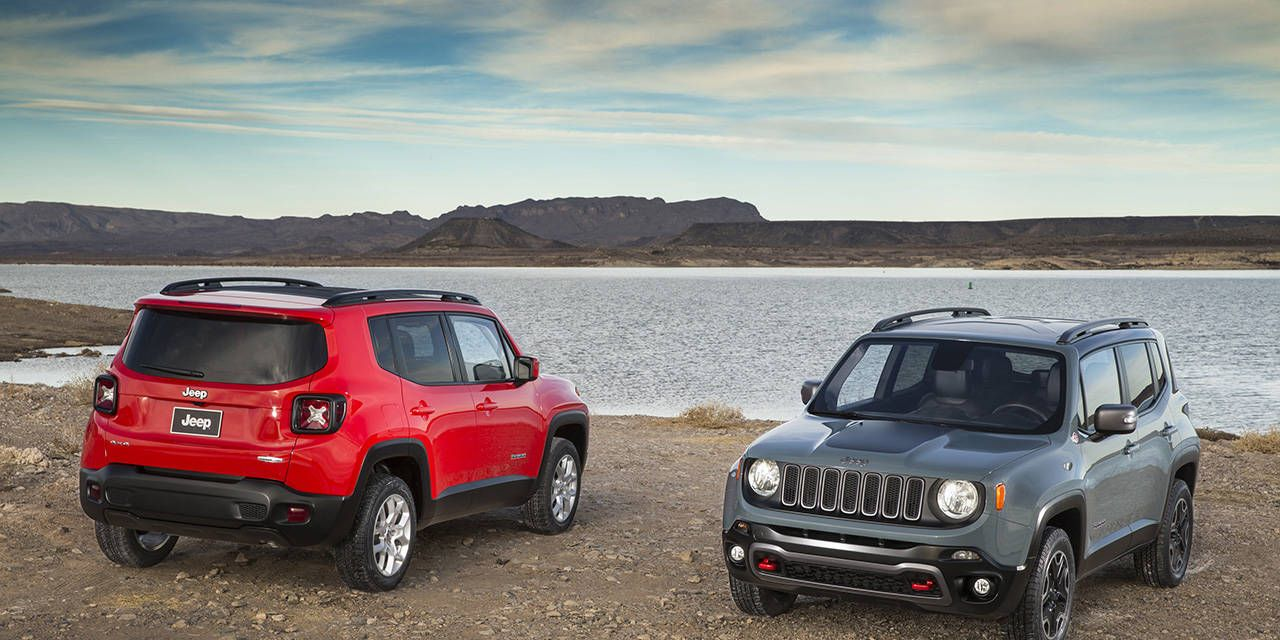 Photos: 2015 Jeep Renegade