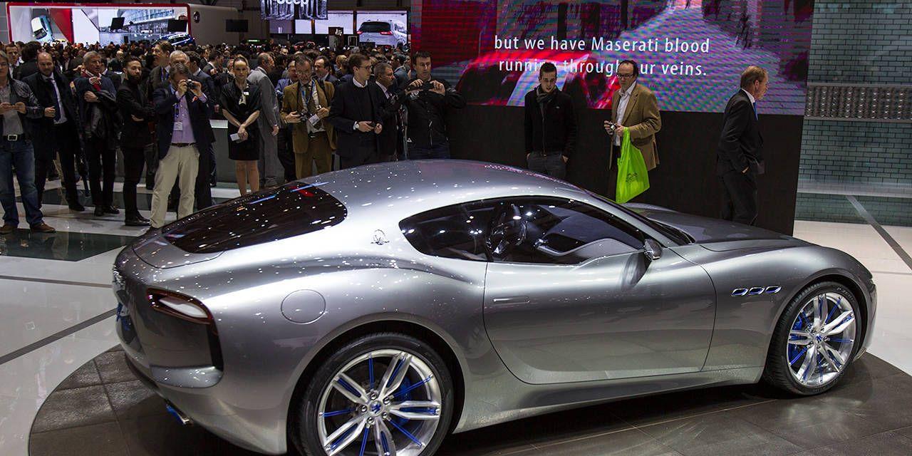 Photos: Maserati Alfieri Concept