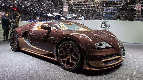 8900bdda77af Bugatti confirms last Veyron  Legends  release dates