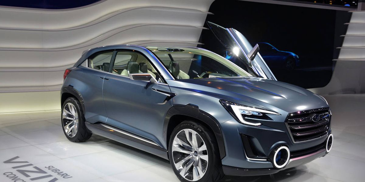 Subaru Will Disappoint Us With The Viziv 2 Concept