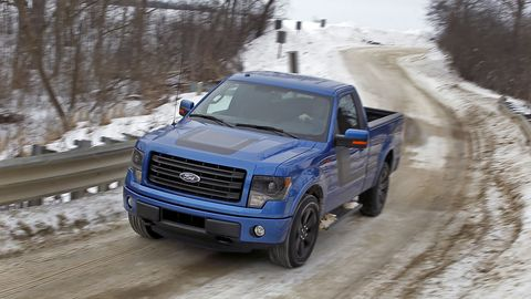 F 150 Tremor >> 2014 Ford F 150 Tremor Drive Notes