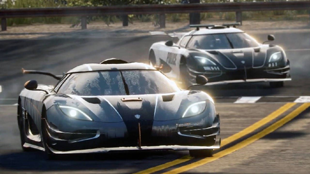 Need For Speed: Rivals casts Koenigsegg One:1 as a cop car