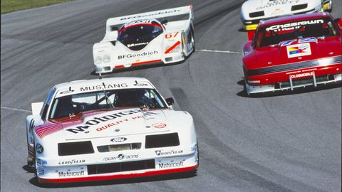 The 5 Greatest Racing Ford Mustangs Racing