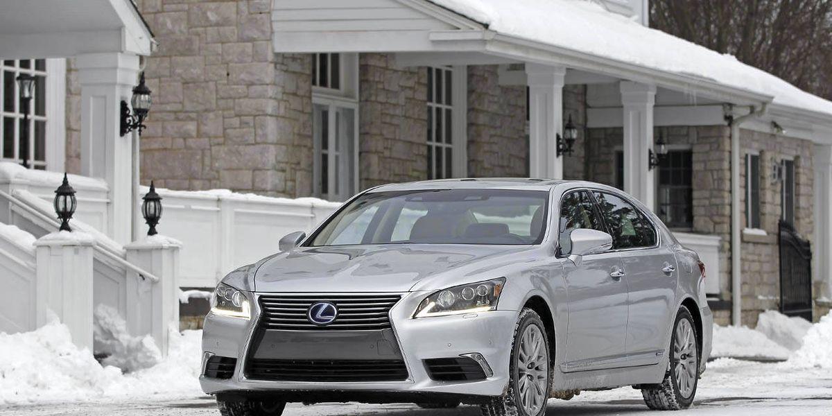 2014 lexus ls600hl drive notes for Garage lexus paris