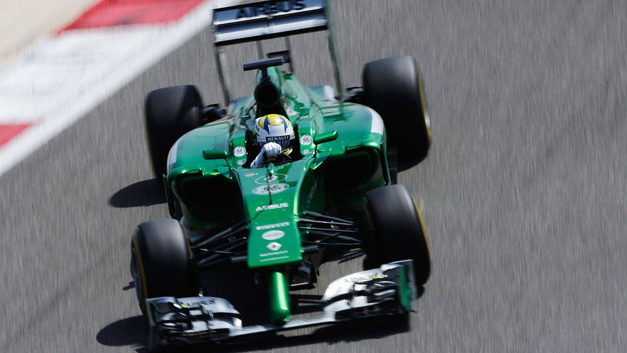 Caterham F1 will race at Abu Dhabi after all thanks to crowdfunding