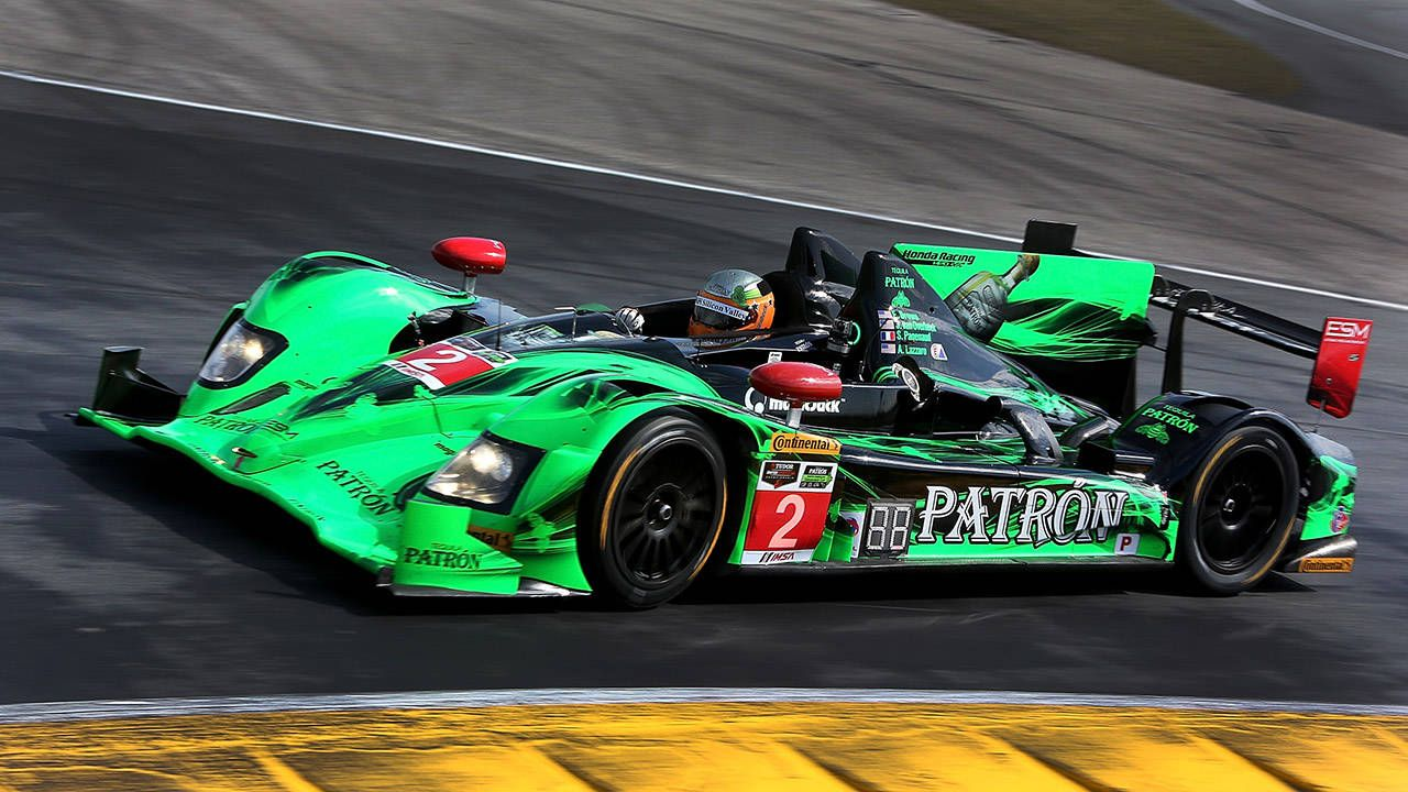 Simon Pagenaud must be superhuman to race this much