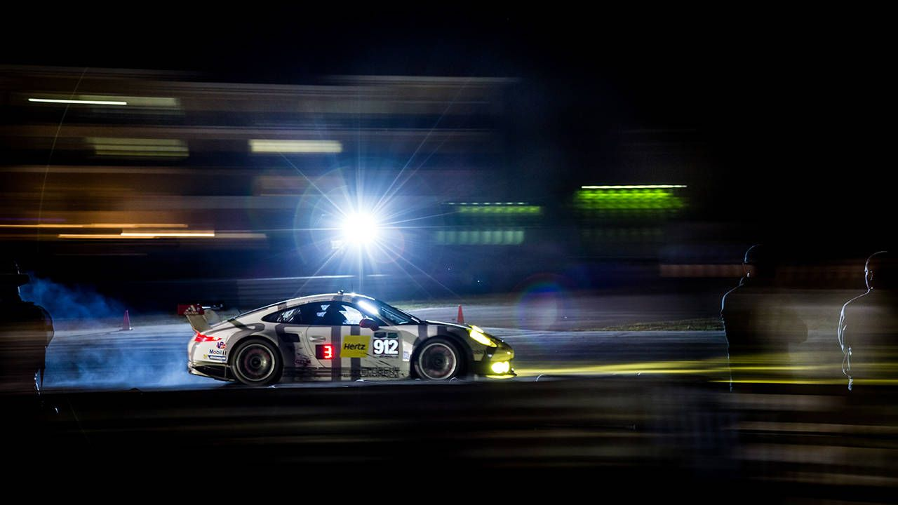 Two shooters, one race: Photographing Sebring