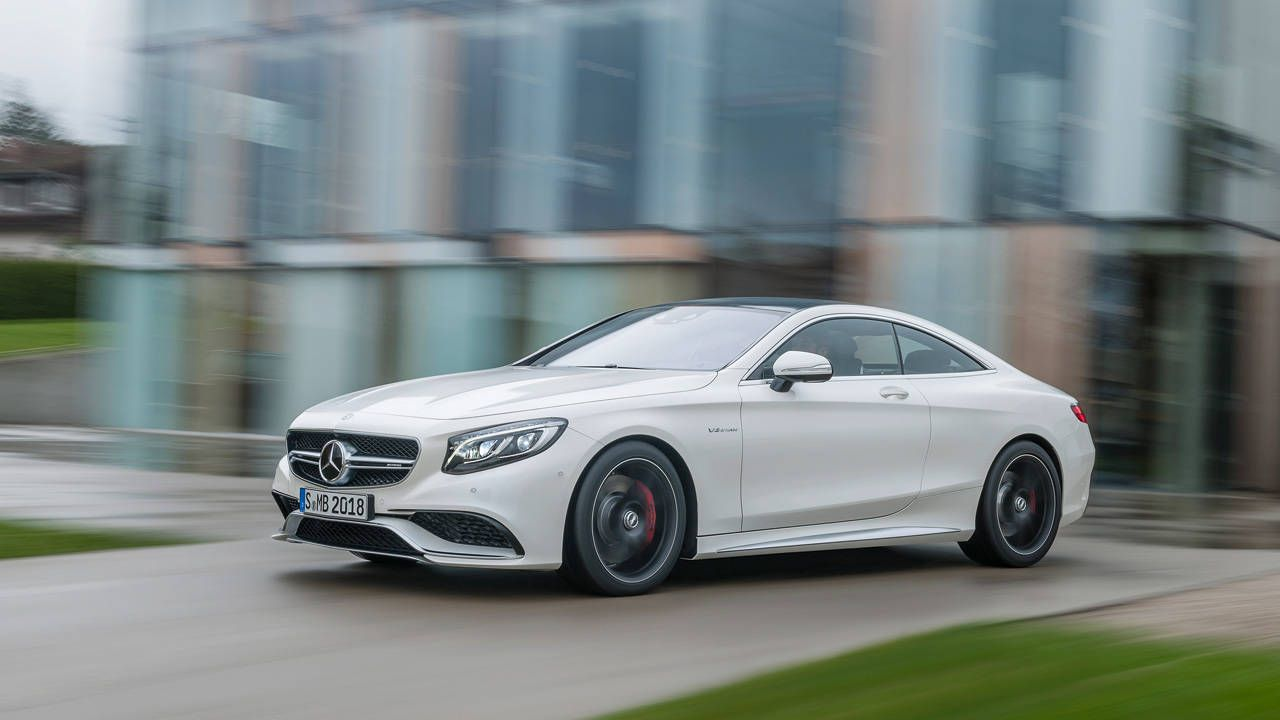 2015 Mercedes Benz S63 Amg Coupe First Look