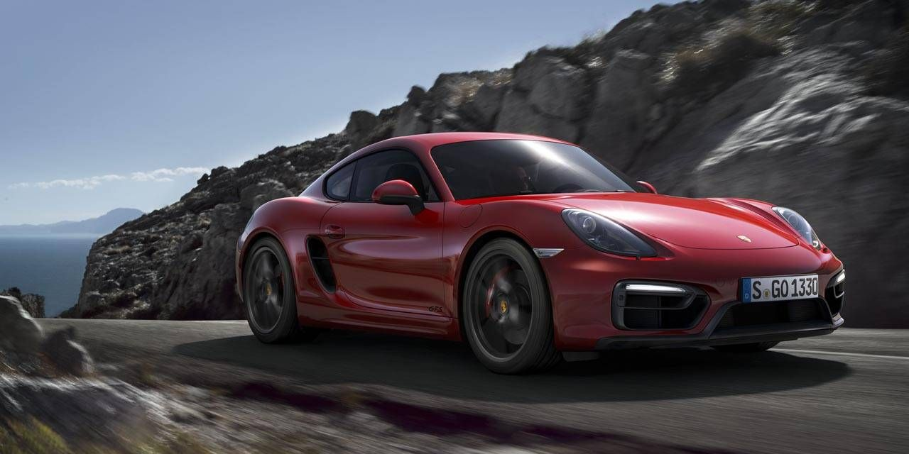 Stig S Eye View Cayman Gts Laps The Top Gear Track