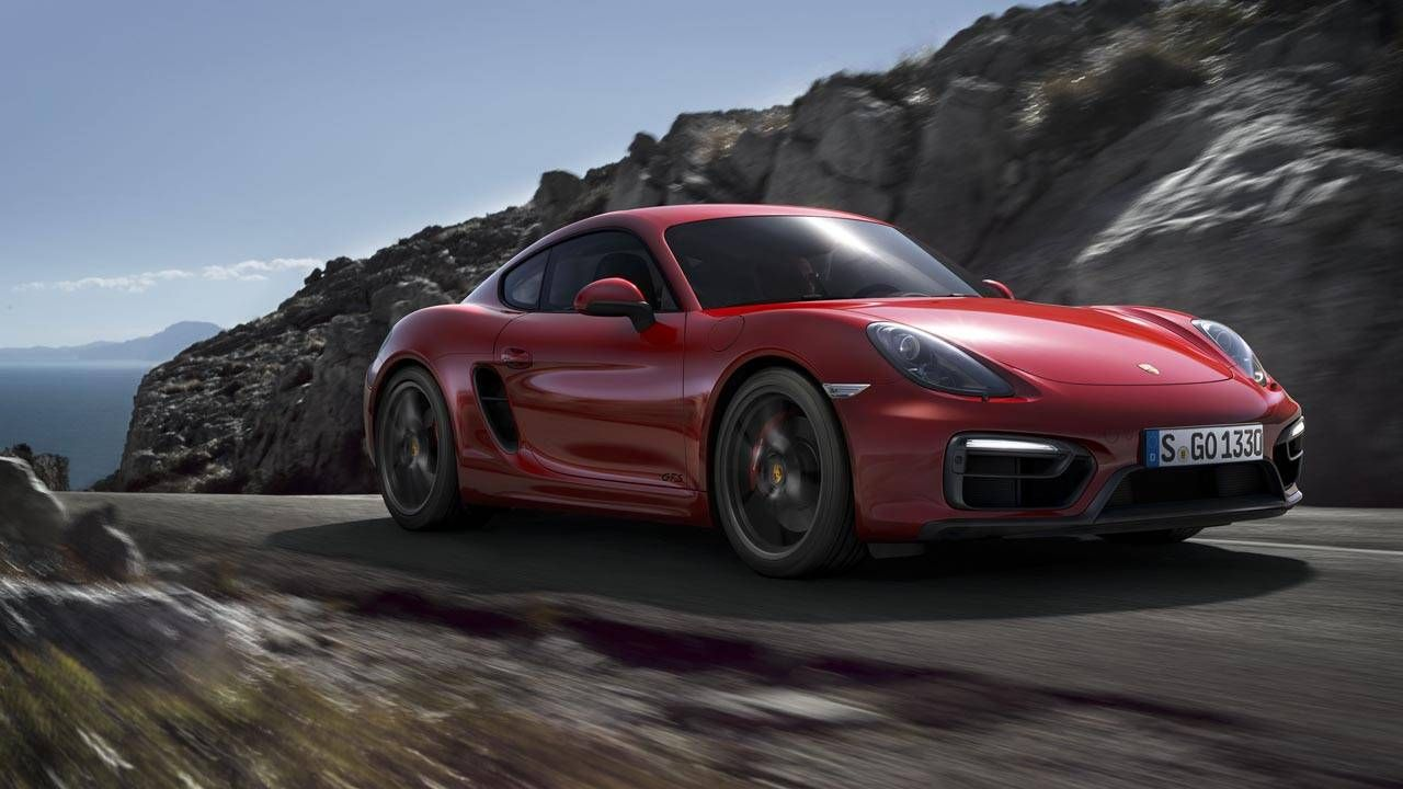 The Porsche Boxster GTS and Cayman GTS are coming