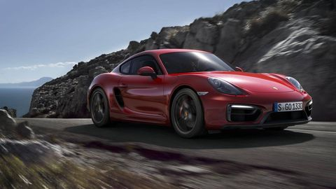 First Drive 2015 Porsche Boxster Gts And Cayman Gts