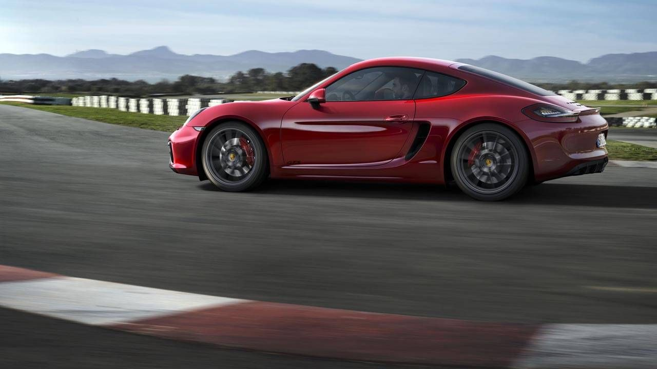 Considering a Porsche Cayman S or Boxster S? Buy the GTS instead